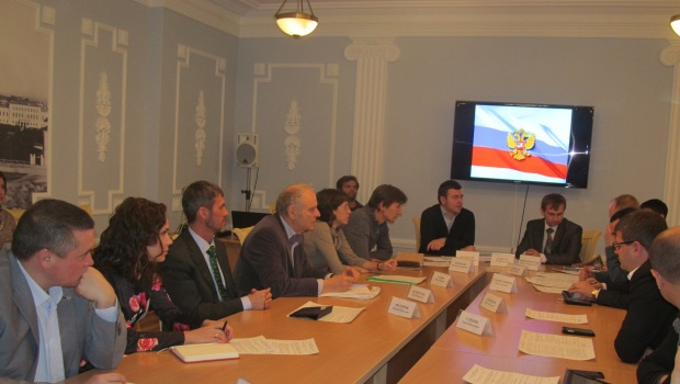 Круглый стол под названием «Экология. Безопасность. Жизнь» прошел в Ульяновске
