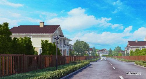 Поселок «Эсквайр парк» получил диплом «За лучшую концепцию коттеджного поселка бизнес-класса».