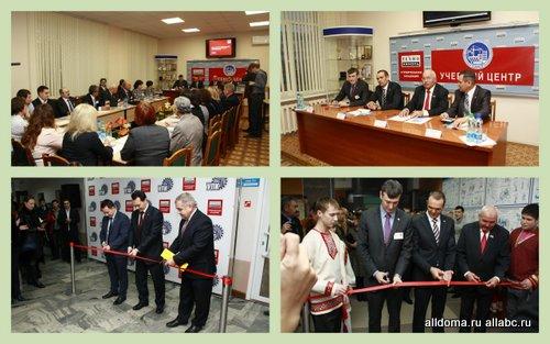 Недавно ТехноНИКОЛЬ открыла два новых  Учебных центра - в Республике Чувашия.