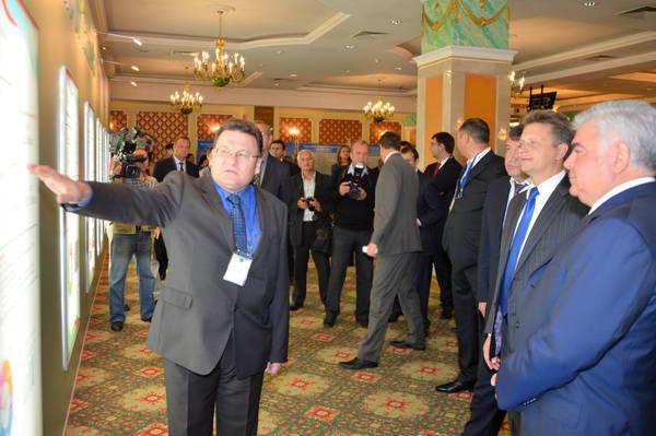 В Казани в ГТРК «Корстон» работал I  Международный транспортно-логистический форум «Создание и развитие единой международной транспортно-логистической системы: перспективы и реалии» - с 13 по 14 сентября.