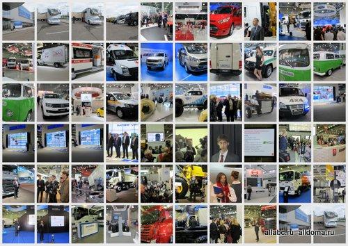 Международный грузовой автосалон COMTRANS/13